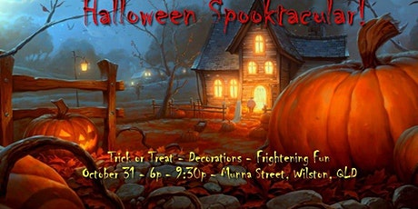 Halloween Spooktacular in Wilston 2021 tickets