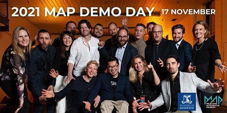 2021 MAP Demo Day tickets