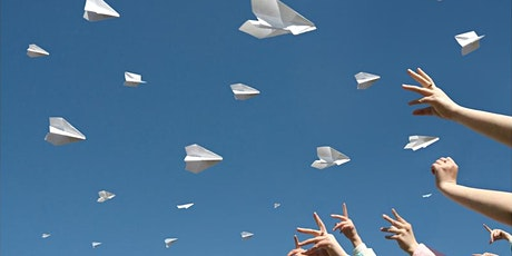 Monday Makers: Flying High 2 – Planes & Gliders (for ages 12-16) | ONLINE tickets