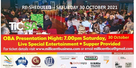Millicent Business Community Association -Outstanding Business Awards tickets