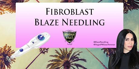 Vegas PMU 2021 - Fibroblast Blaze Needling Master Training Class tickets