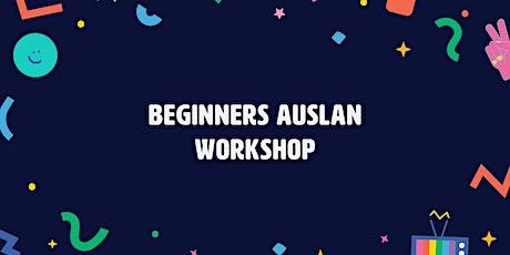 Beginners' Auslan Workshop | Diversity Fest tickets