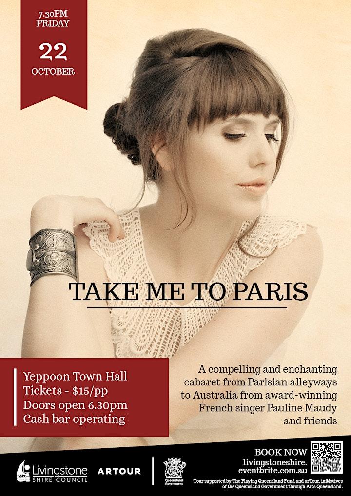 Take Me to Paris image