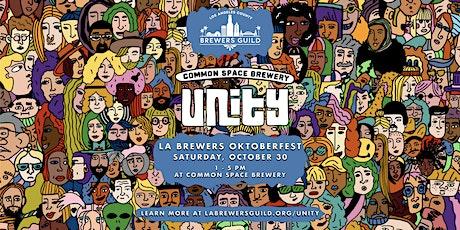 L.A. Brewers Unity Oktoberfest tickets