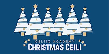 2021 Celtic Academy Christmas Ceili tickets