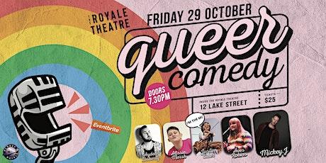 Queer Comedy tickets