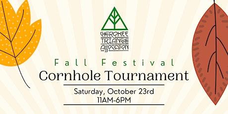 CTA Fall Festival Cornhole Tournament tickets
