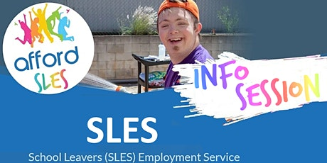 AFFORD SLES INFO SESSION! tickets