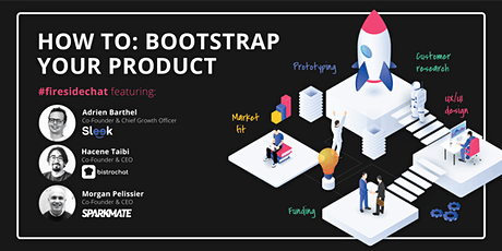 How To: Bootstrap Your Product - Bringing Your Ideas To Life tickets