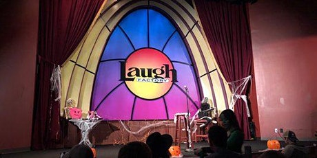Halloween Standup Comedy at Laugh Factory Chicago! tickets