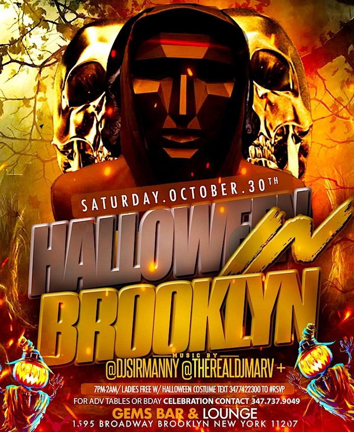 Halloween in Brooklyn image
