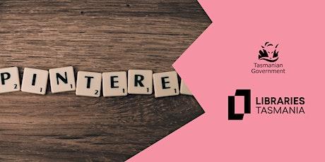 Pinterest Basics @ Devonport Library tickets