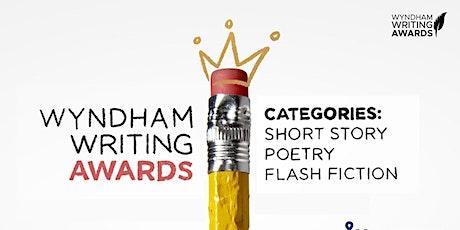 Wyndham Writing Awards Presentation Night tickets
