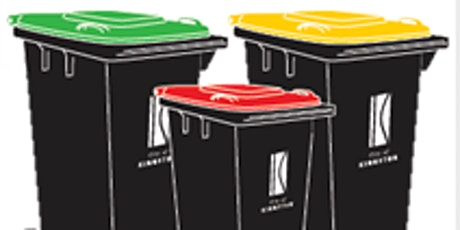 Recycle Right in the City of Kingston (webinar) tickets