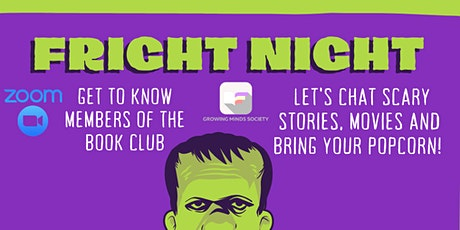 FRIGHT NIGHT: Virtual Member Networking tickets