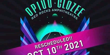 Opiuo & CloZee with isdream,of the Trees,K+LAB tickets
