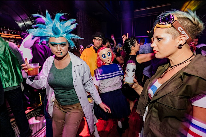 Bollywood Horror Halloween Costume Party w/ Anjali & The Kid (Seattle) image