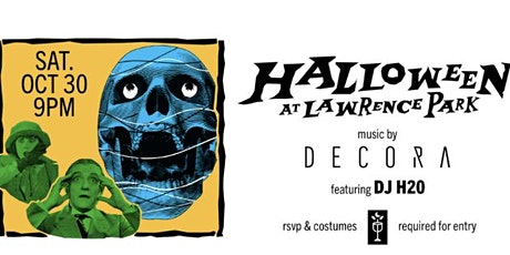 Halloween at Lawrence Park tickets
