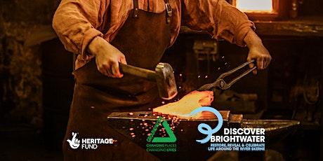Blacksmithing for beginners tickets
