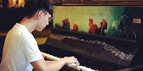 Zhi-Bin Chiam in Recital: Bach, Beethoven, Debussy tickets