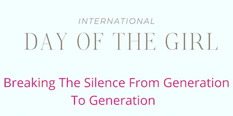 International National Day of the Girl tickets