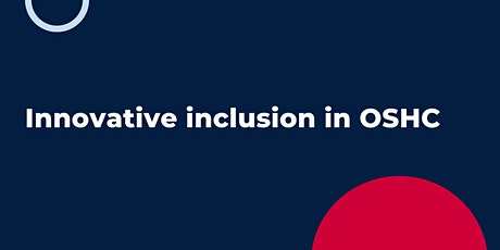 Innovative Inclusion in OSHC tickets
