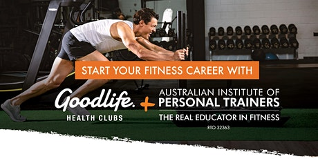 Goodlife Cross Roads Career in Fitness Session tickets