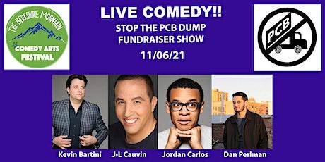 No PCB Dump Comedy Fundraiser tickets