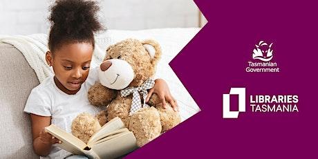 Teddy Bear Storytime @ Launceston Library tickets