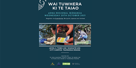 Making your data meaningful - a Wai Tūwhera o te Taiao regional wānanga tickets
