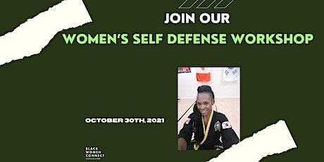 Black Women Self Defense Class tickets