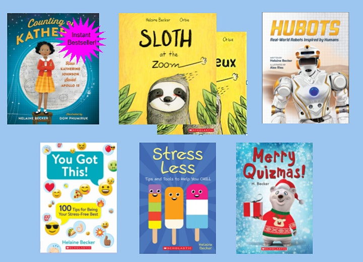 Webinar - How to help children read  Picture Book? image