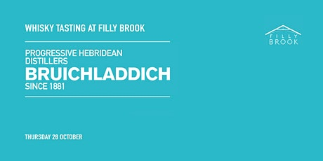 Bruichladdich Whisky Tasting tickets