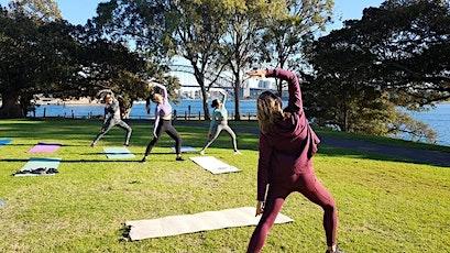 Outdoor Yoga  | Botanical Garden Sydney tickets