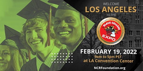 23rd Annual Los Angeles Black College Expo tickets