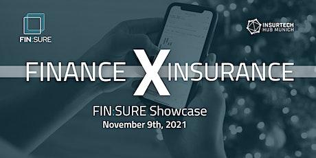 FINANCE X INSURANCE tickets