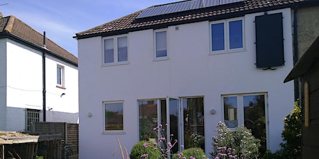 Green Open Homes 2021 - 14th and 21st November tickets