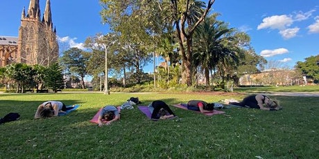Outdoor Yoga | Lunch Time | Hyde Park (only 10 spots!) tickets