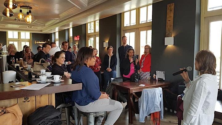 Afbeelding van Open Borrel Amersfoort - netwerkcafé voor ondernemers