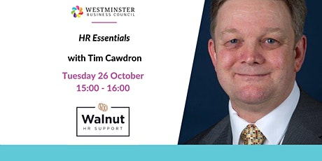 HR Essentials with Walnut HR - Your First Steps to Growth tickets