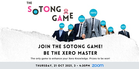 The Sotong Game by 361DC Tickets