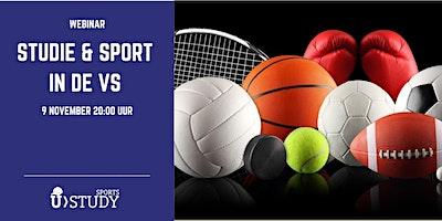 Gratis webinar Sport & Studie  in de VS