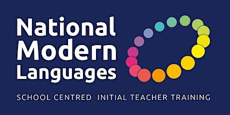 Get into teaching -  Modern Languages - Taster Session (Sheffield Hub) billets