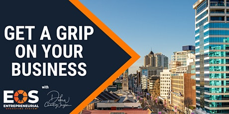 Get a Grip on your Business & Finish 2021 Strong! tickets