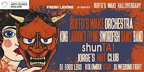 FL Presents: Buffo's Wake Halloversary tickets