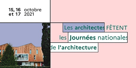 Journées nationales de l'architecture : tracé de la spirale du Nombre d'Or billets