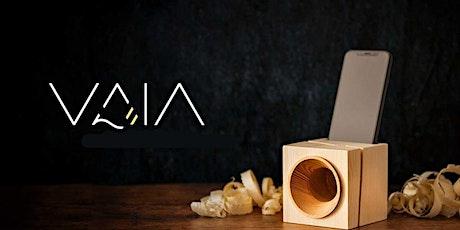 Incontra i designer di VAIA da Ocio! biglietti