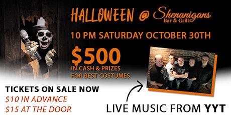 Halloween feat. YYT tickets