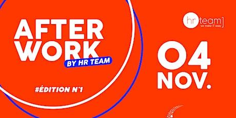 Afterwork HR Team Lyon, Edition 1 billets
