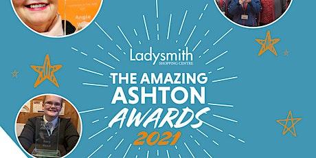 Amazing Ashton Awards tickets